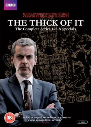 The Thick of It: Series 1-3
