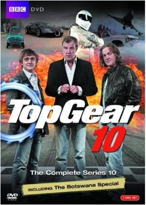 Top Gear - Series 10 - Complete