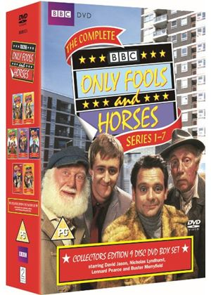Only Fools And Horses - Series 1-7 - Complete