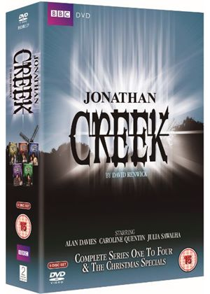 Jonathan Creek - Series 1-4 - Complete