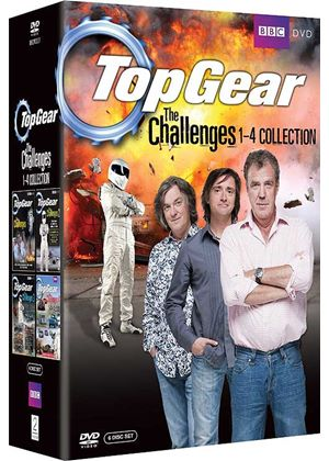 Top Gear - The Challenges 1-4