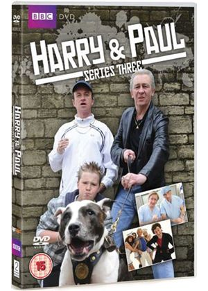 Harry And Paul - Series 3 - Complete