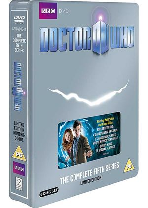Doctor Who: The Complete Fifth Series (Limited Edition Steelbook)