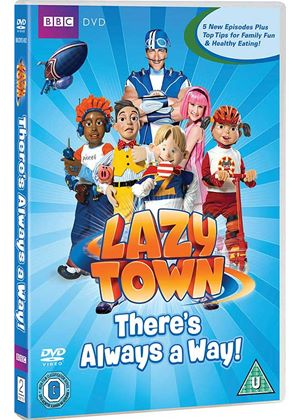 Lazytown: There's Always a Way