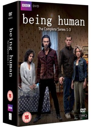 Being Human - Complete Series 1-3 Box Set