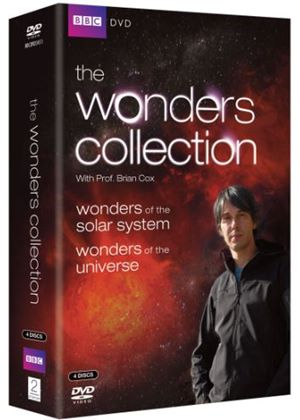 Wonders Of The Universe & Solar System (Boxset)