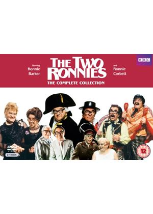 Two Ronnies - The Complete Collection