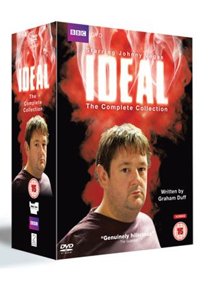 Ideal - Series 1-7 Boxset