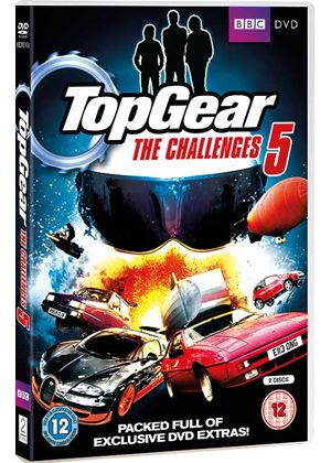 Top Gear - The Challenges 5