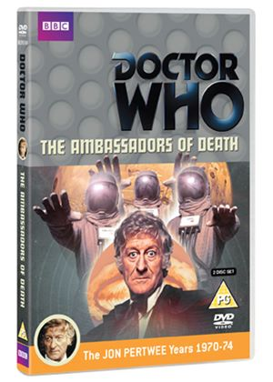 Doctor Who: The Ambassadors of Death (1970)