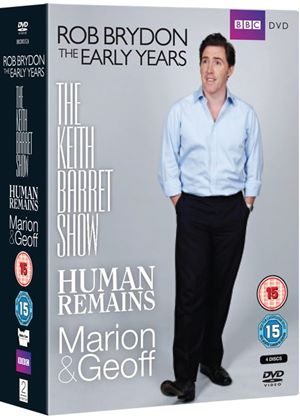 Rob Brydon: The Early Years (Marion And Geoff, Keith Barret Show, and Human Remains)