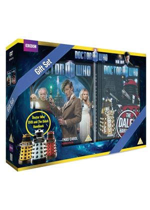 Doctor Who Gift Set - A Christmas Carol