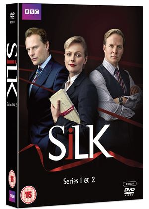 Silk - Complete Series 1 and 2 Box Set