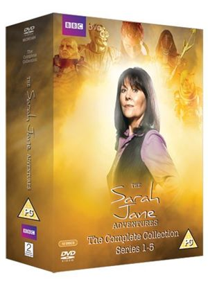 Sarah Jane Adventures - Series 1-5 - Complete
