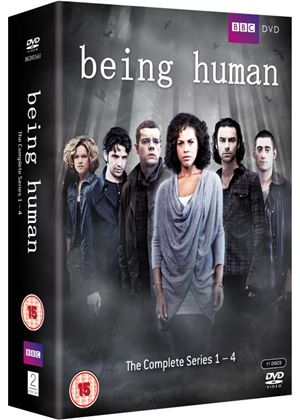 Being Human - Series 1-4 - Complete