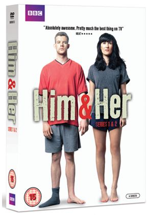 Him And Her - Series 1 And 2 - Complete