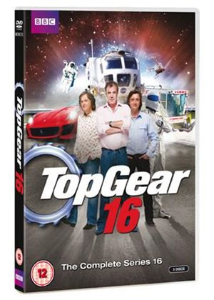 Top Gear Series 16