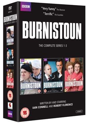 Burnistoun The Complete Series 1-3 Boxset