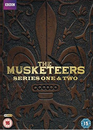 The Musketeers: Series 1 and 2