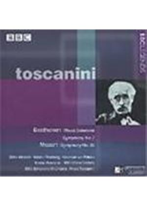 Toscanini and the BBC Symphony Orchestra in London