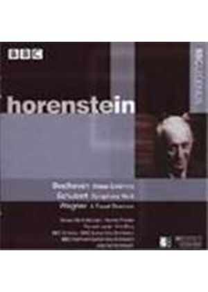 Beethoven: Missa Solemnis; Schubert: Symphony No 8; Wagner: Faust Overture