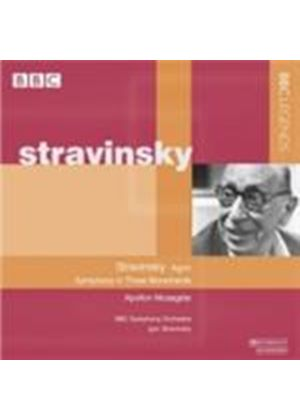 Stravinsky Conducts Stravinsky (Music CD)