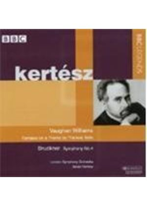Kertesz - Vaughan Williams/Bruckner (Music CD)