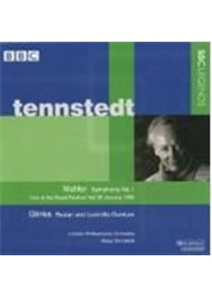 Tennstedt - Mahler/Glinka (Music CD)