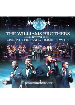 Williams Brothers (The) - Live at the Hard Rock, Vol. 1 (Live Recording) (Music CD)