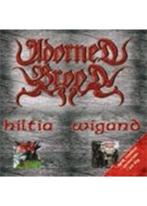 Adorned Blood - Hiltia And Wigand (Music CD)