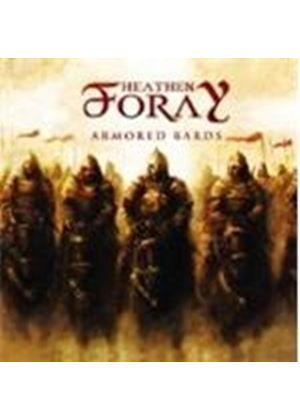 Heathen Foray - Armored Bards (Music CD)