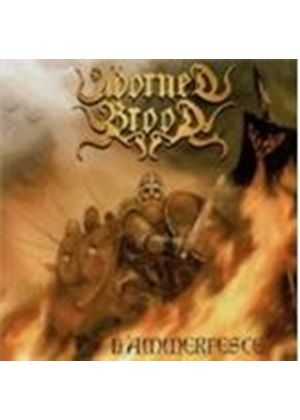 Adorned Brood - Hammerfeste (Music CD)
