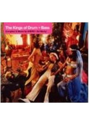 Various Artists - Kings Of Drum And Bass, The (Music CD)