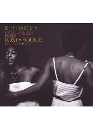 Various Artists - Lost And Found (Keb Darge And Paul Weller Present Real R&B And Soul) (Music CD)