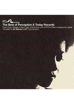 Various Artists - Best of Perception & Today Records (Music CD)