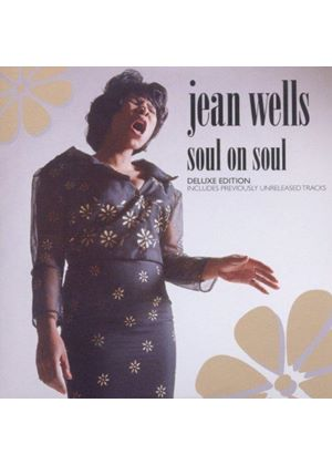 Jean Wells - Soul on Soul (Music CD)
