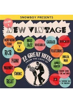 Various Artists - New Vintage (Music CD)