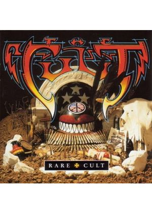The Cult - Best Of Rare Cult (Music CD)