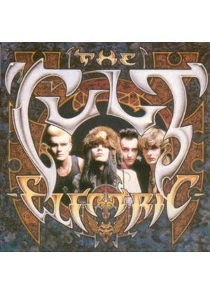 The Cult - Electric (Music CD)