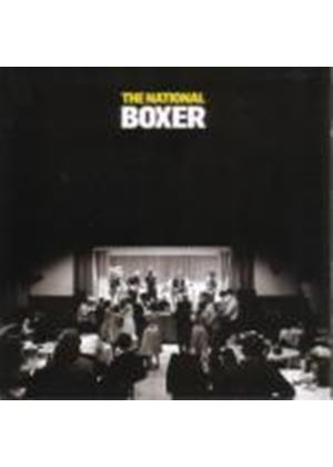The National - Boxer (Music CD)