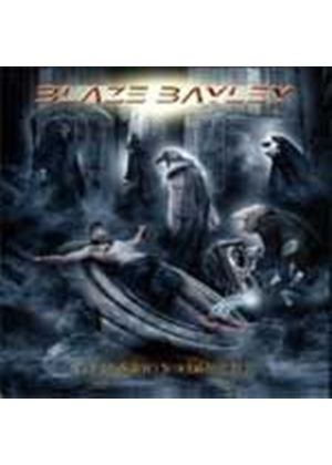 Blaze Bayley - The Man Who Would Not Die (Music CD)