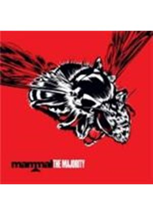 Mammal - The Majority (Music CD)
