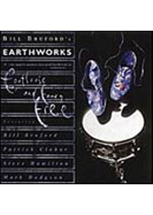 Bill Bruford - Earthworks - Footloose And Fancy Free (Music CD)