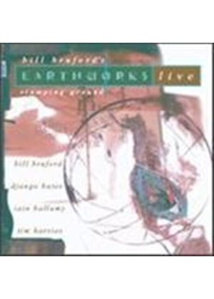 Bill Brufords Earthworks - Stamping Ground (Music Cd)