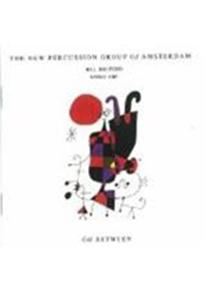 Bill Bruford & Keiko Abe - Bill Bruford And Keiko Abe - New Percussion Group Of Amsterdam - The Go Between (Music CD)