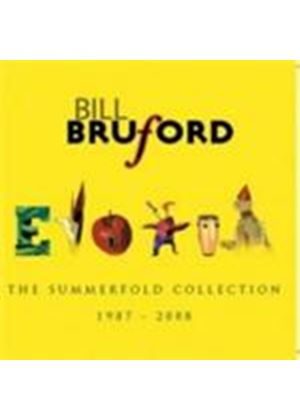 Bill Bruford - Summerfold Collection, The (1987-2008) (Music CD)