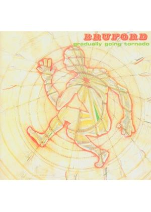 Bill Bruford - Gradually Going Tornado [Remastered] (Music CD)