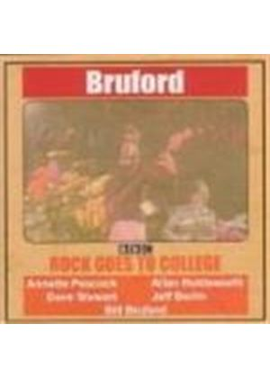 Bill Bruford - Rock Goes The College (Music Cd)