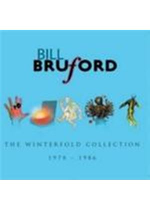 Bill Bruford - Winterfold Collection, The (1987-2008) (Music CD)