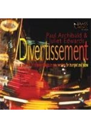 Various Composers - Divertissement (Archibald, Edwards) (Music CD)